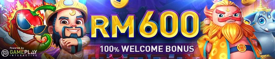 online slots bonus malaysia 2021